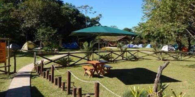 Aldeia do Bambu Camping