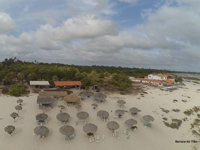 Camping e Barraca do Tião