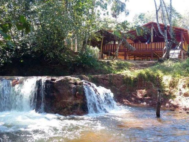 Cachoeira Aldeia do Leão