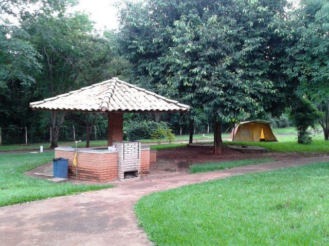 Camping Águas Claras