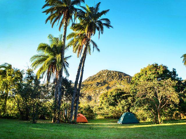 Camping Bromélias