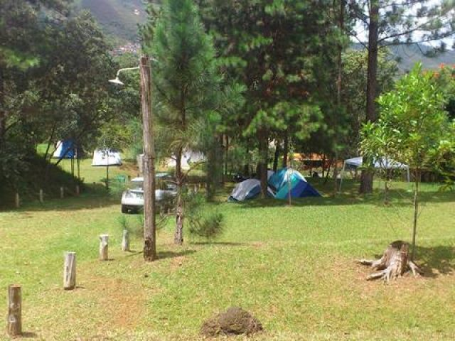 Camping Clube do Brasil – Ouro Preto – CCB MG-01