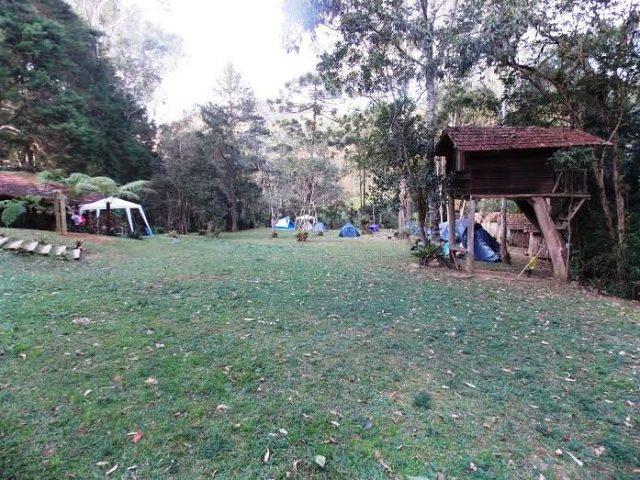Camping Fazenda Santa Clara
