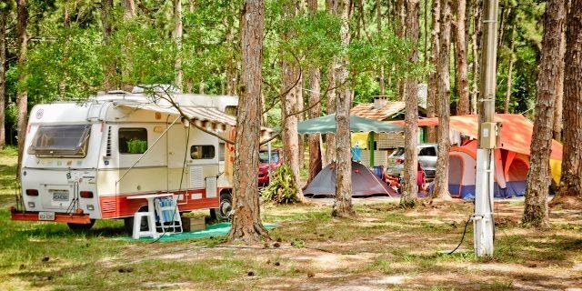 Camping do Rio Vermelho