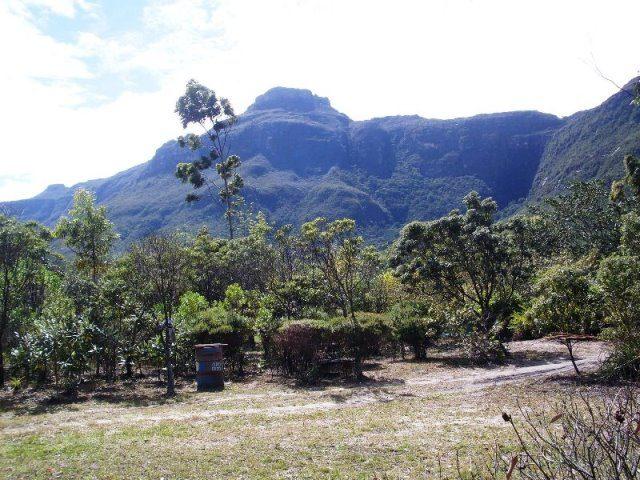 Camping Quiosque Novo Horizonte