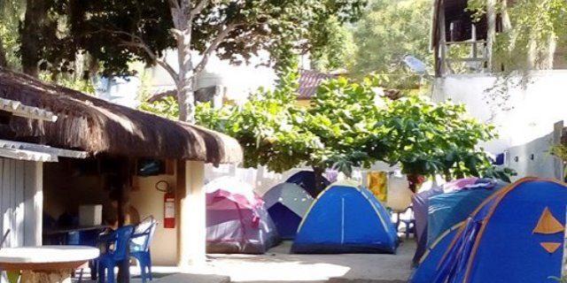 Carnaval no Camping das Palmeiras