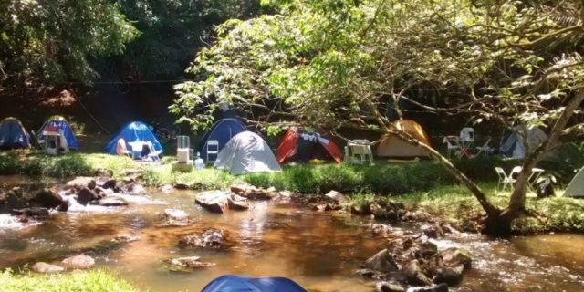 Camping do Mágico