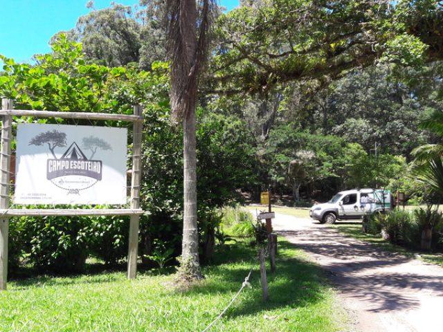 Campo Escoteiro Paulo Reis
