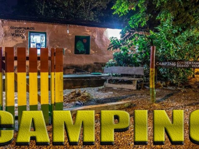Consertamos Disco Voador Camping