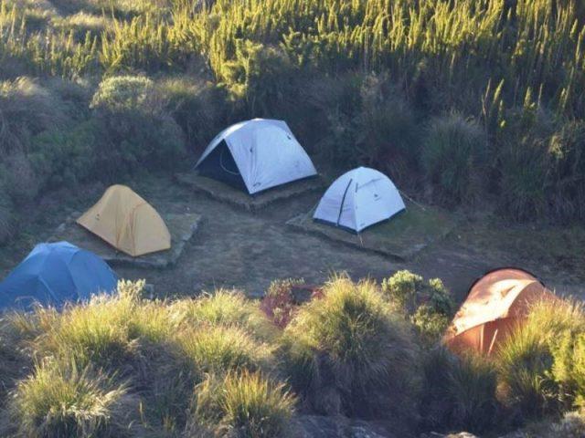 Camping Rebouças – Parque Nacional de Itatiaia
