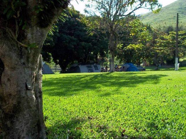 Pousada Dona Esmeralda Camping