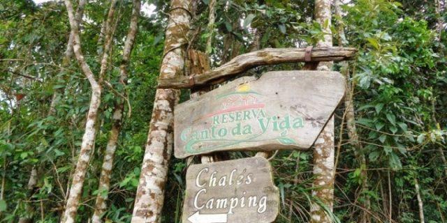 Camping Reserva Canto da Vida