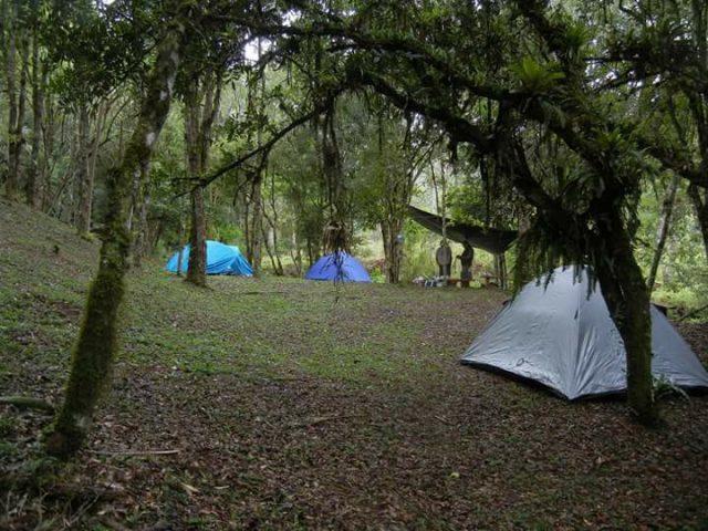 Tangará Camping