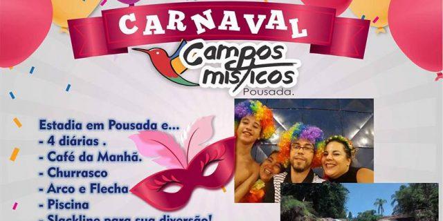 Carnaval nos Campos Místicos