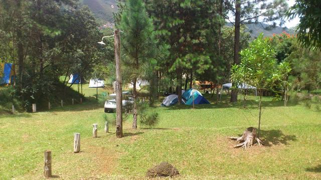 Camping Clube do Brasil - Ouro Preto