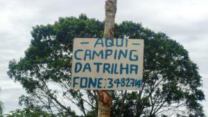 Camping da Trilha
