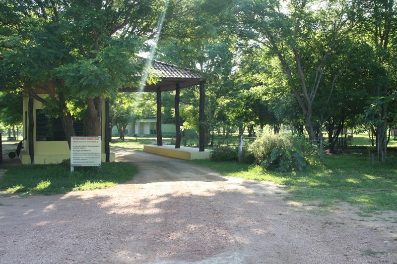 Camping do Rio Formoso - Onde Acampar
