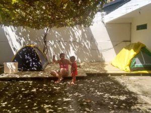Quarto Camping Bombinhas