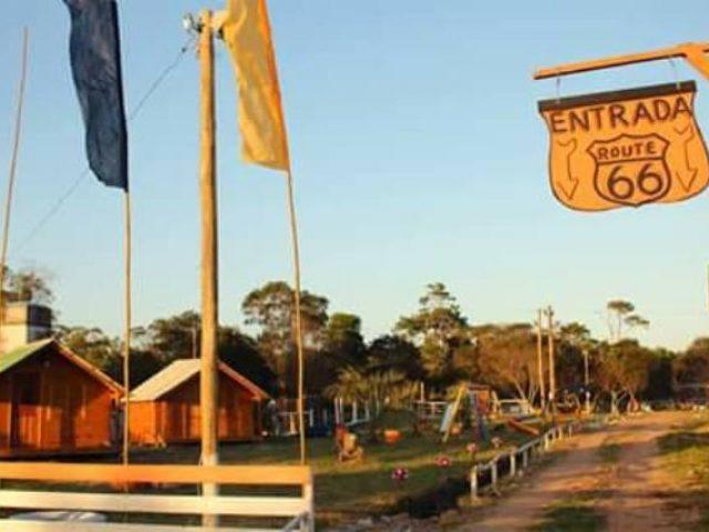 Camping e Cabañas Route 66