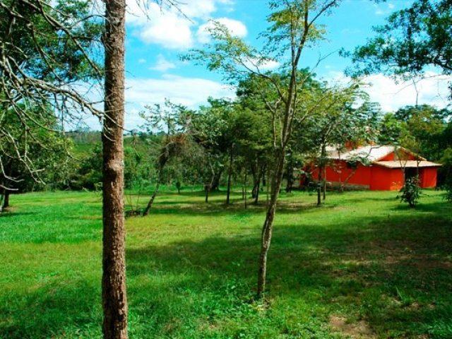 Camping Claro Casa de Pedra