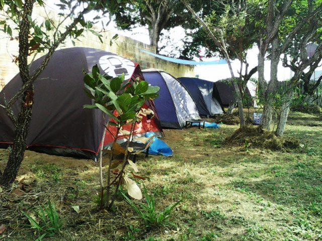 Camping Mirante do Sol