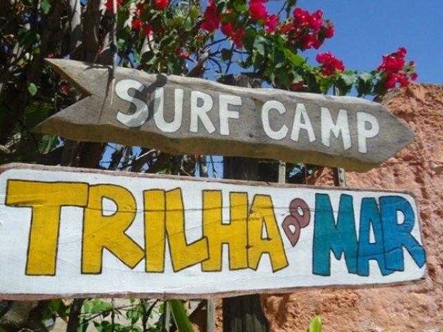Surf Camp Trilha do Mar