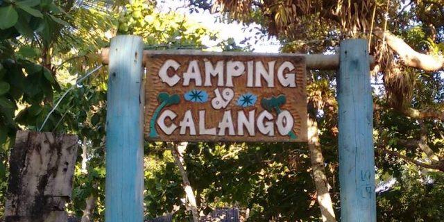 Camping do Calango