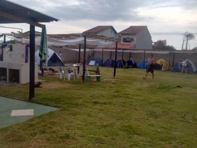 Camping e Chalé Pôr do Sol