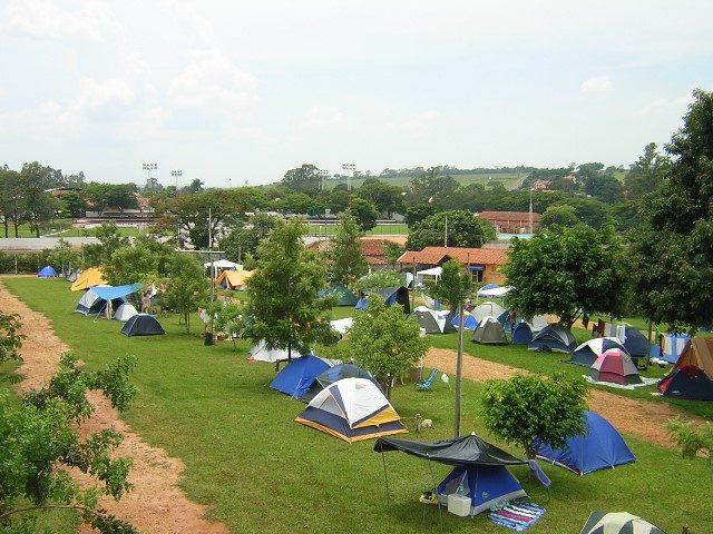 Camping e Lazer Jacaré
