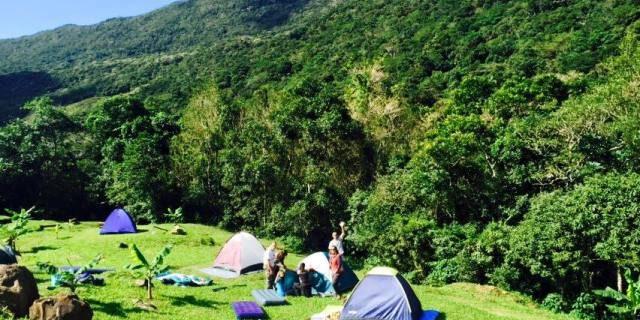 Camping e Parque Cachoeira dos Borges