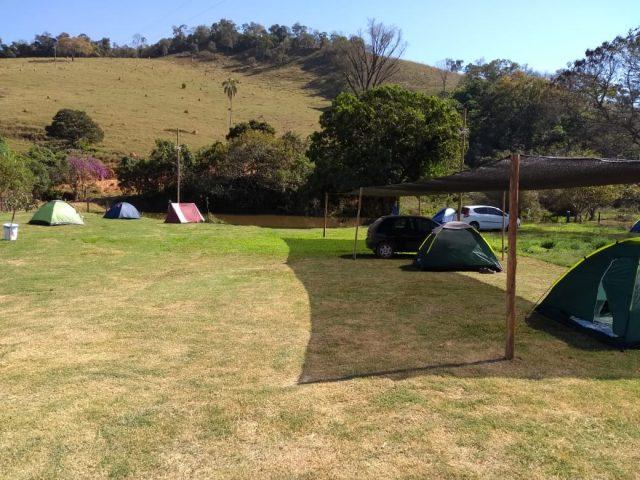Camping e Pousada Paraíso Capitólio