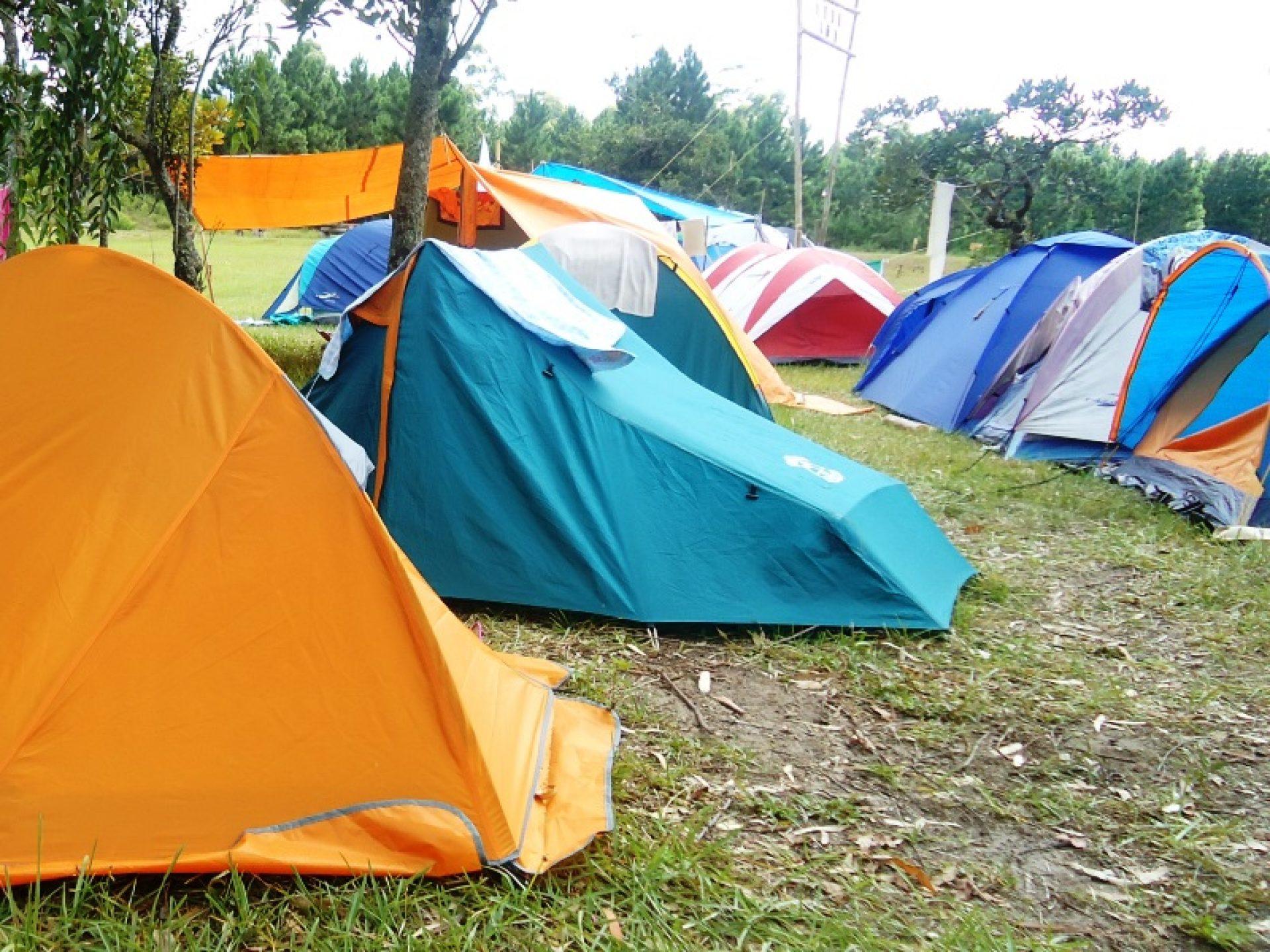 Como escolher uma barraca de camping