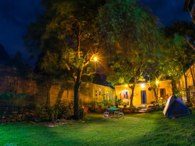 Hostel e Camping São Thomé