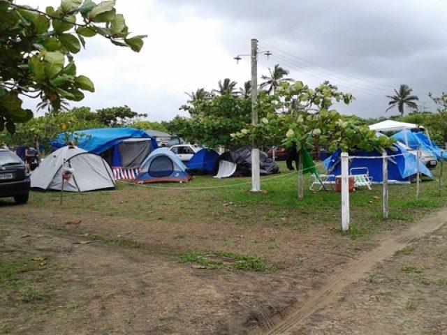 Juréia Camping
