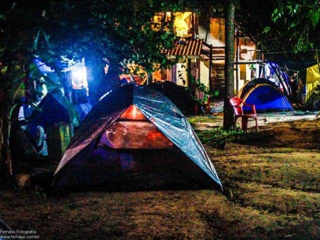 Morrison Camping Bar