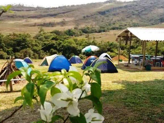 Rancho do Gnomo Camping Rock Bar