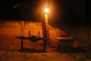 Camping Ubuntu